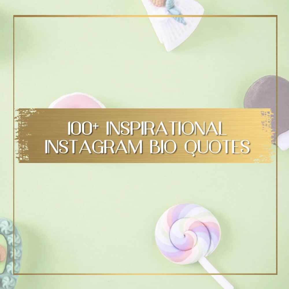 300 Instagram Bio Quotes And Caption Ideas To Inspire