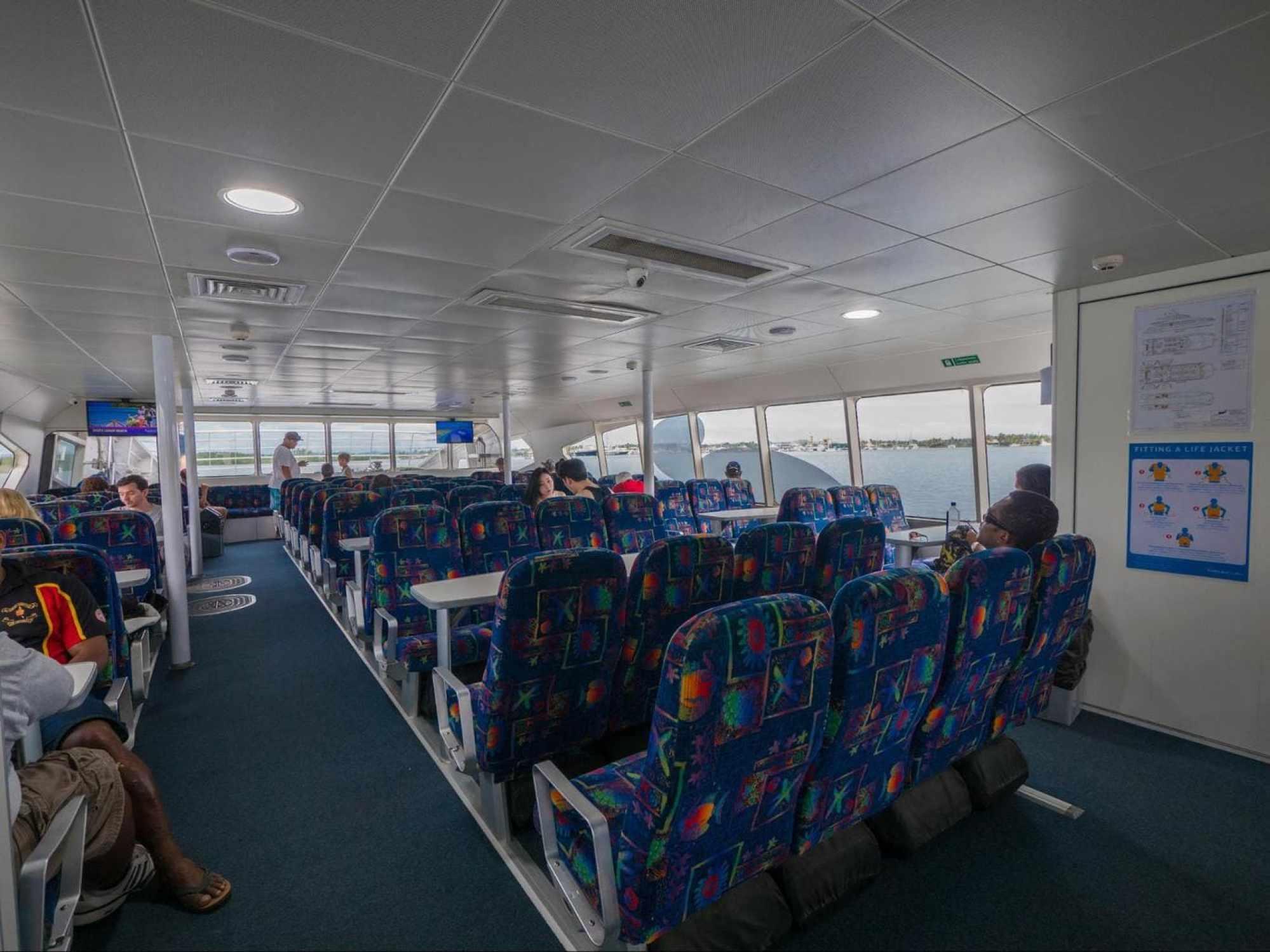 South Sea Cruises ferry