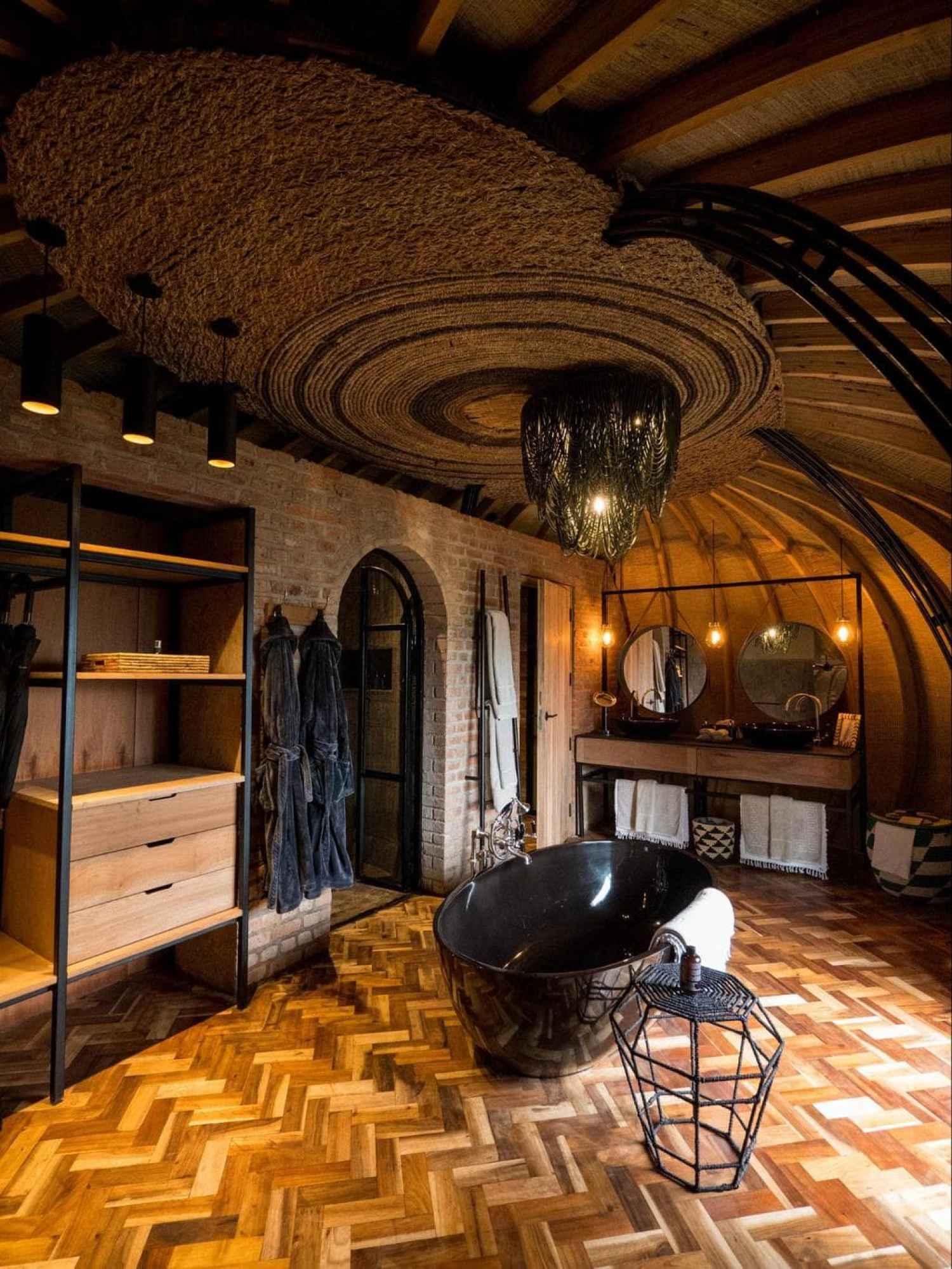 A Stay At Bisate Lodge Rwanda S Luxury Gorilla Lodge