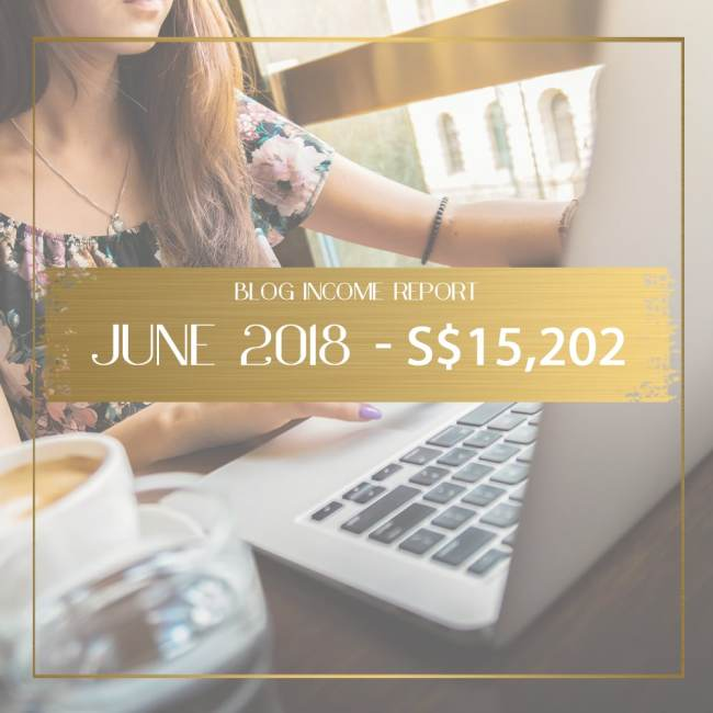 Blog income report for June 2018 feature