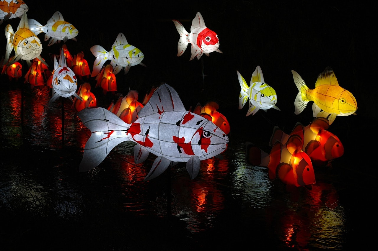 Lantern festival art 1