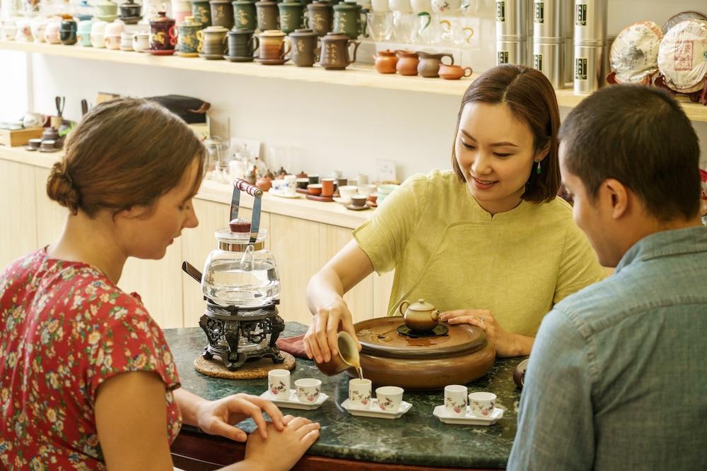 Tea appreciation workshop