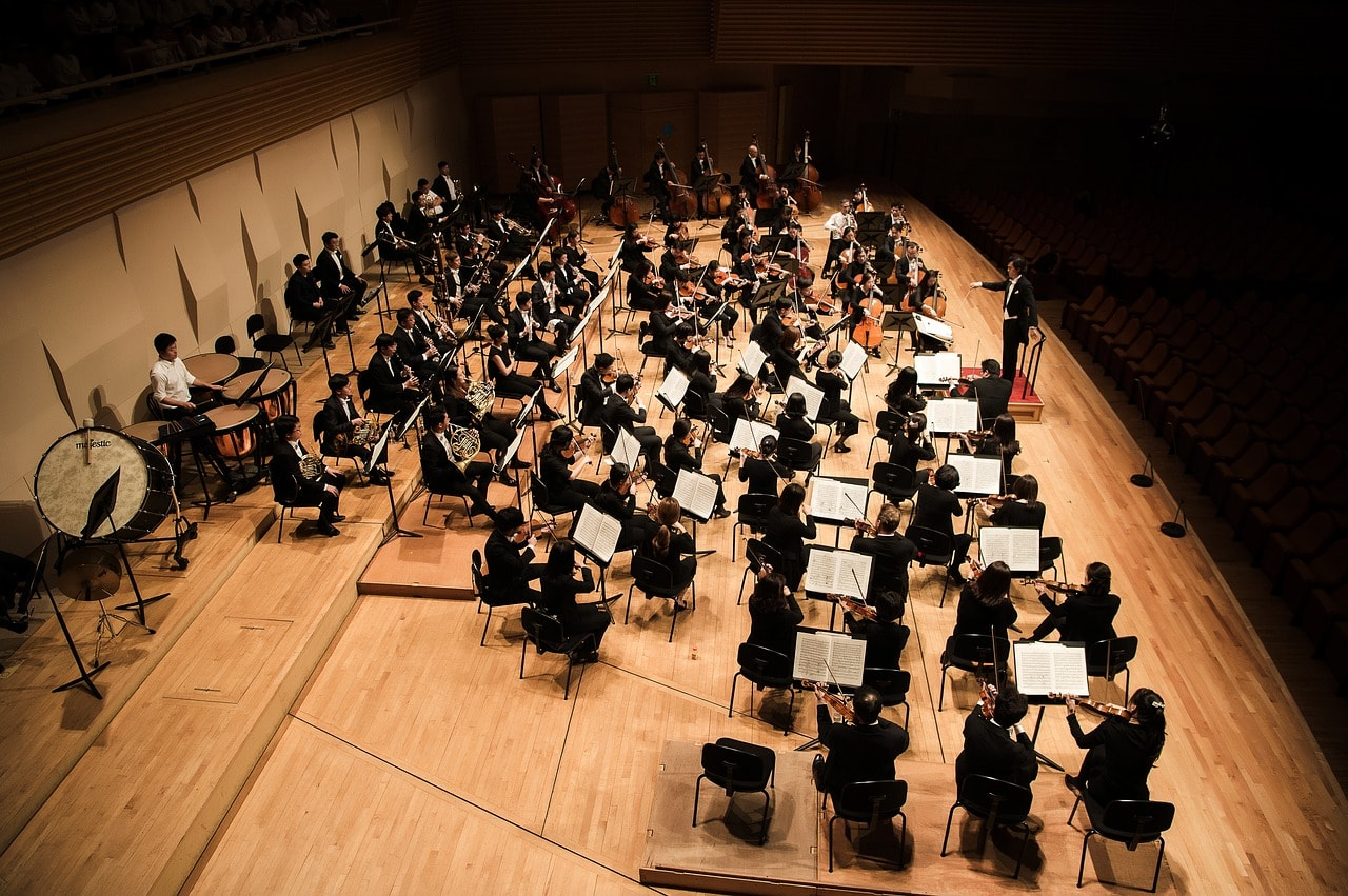 Watch the Seoul Philharmonic perform at the Sejong Centre