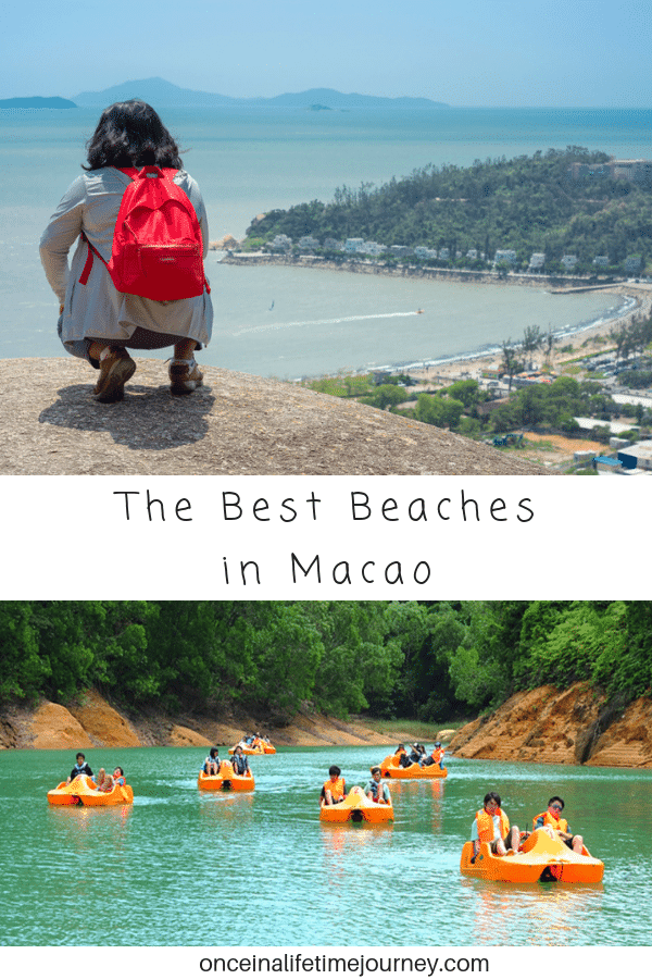 Best beaches in Macao Pin