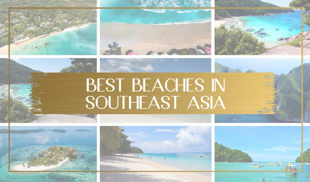 Best beaches in Southeast Asia main