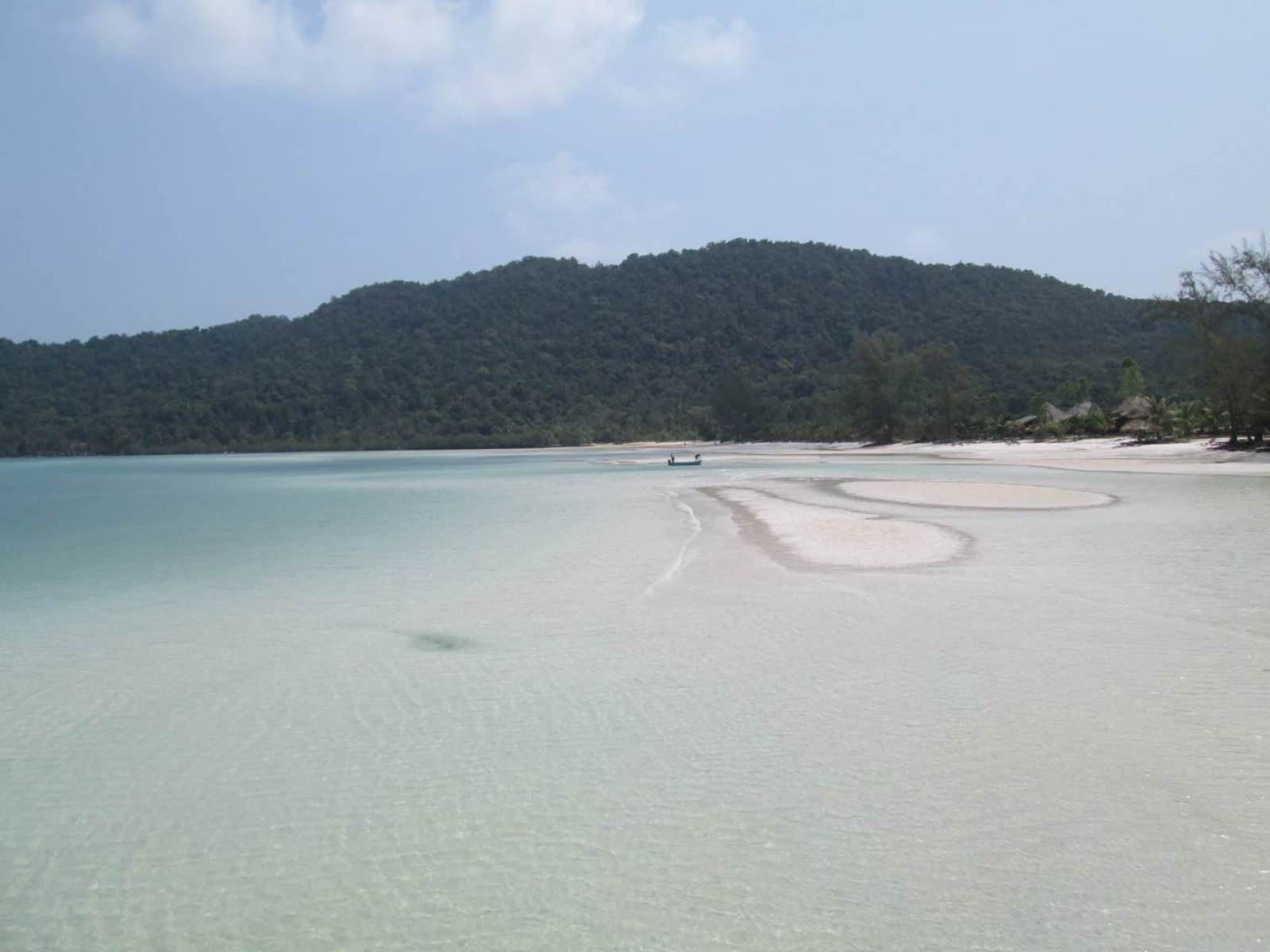 Koh Rong Beach in Cambodia