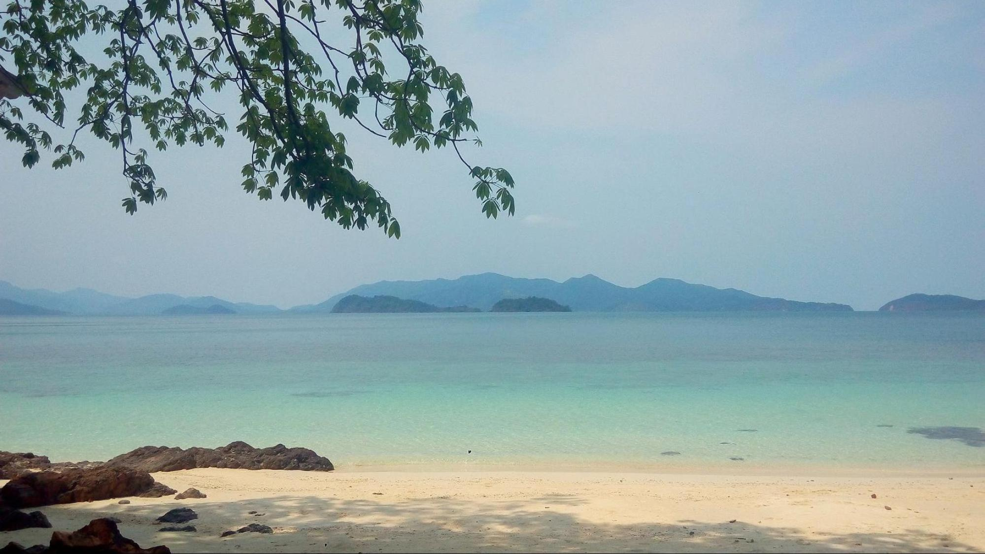 Koh Wai Beach in Thailand