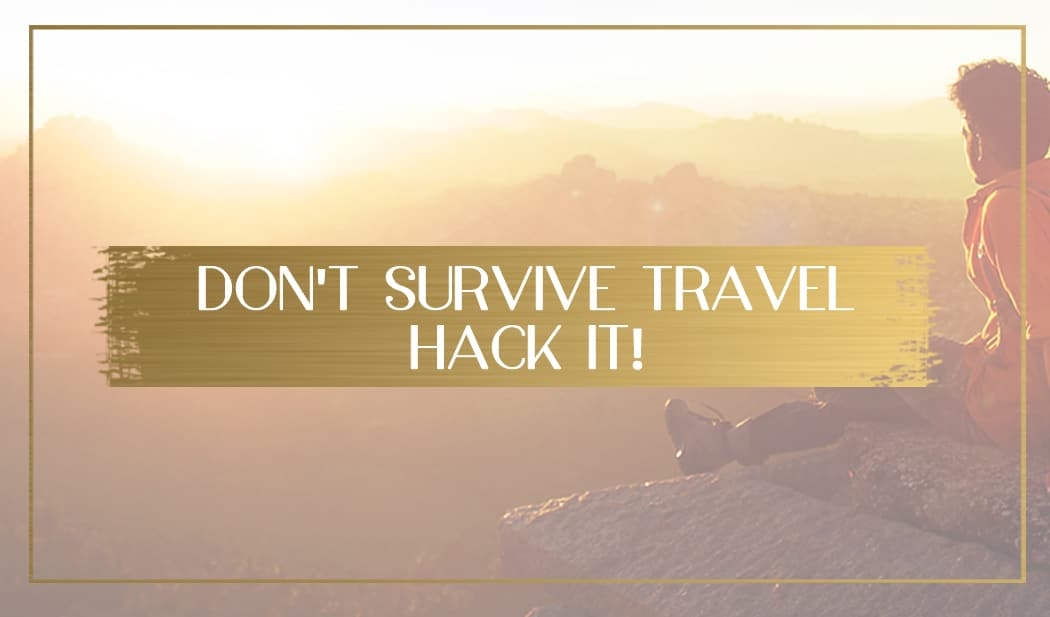 Survive travelling main