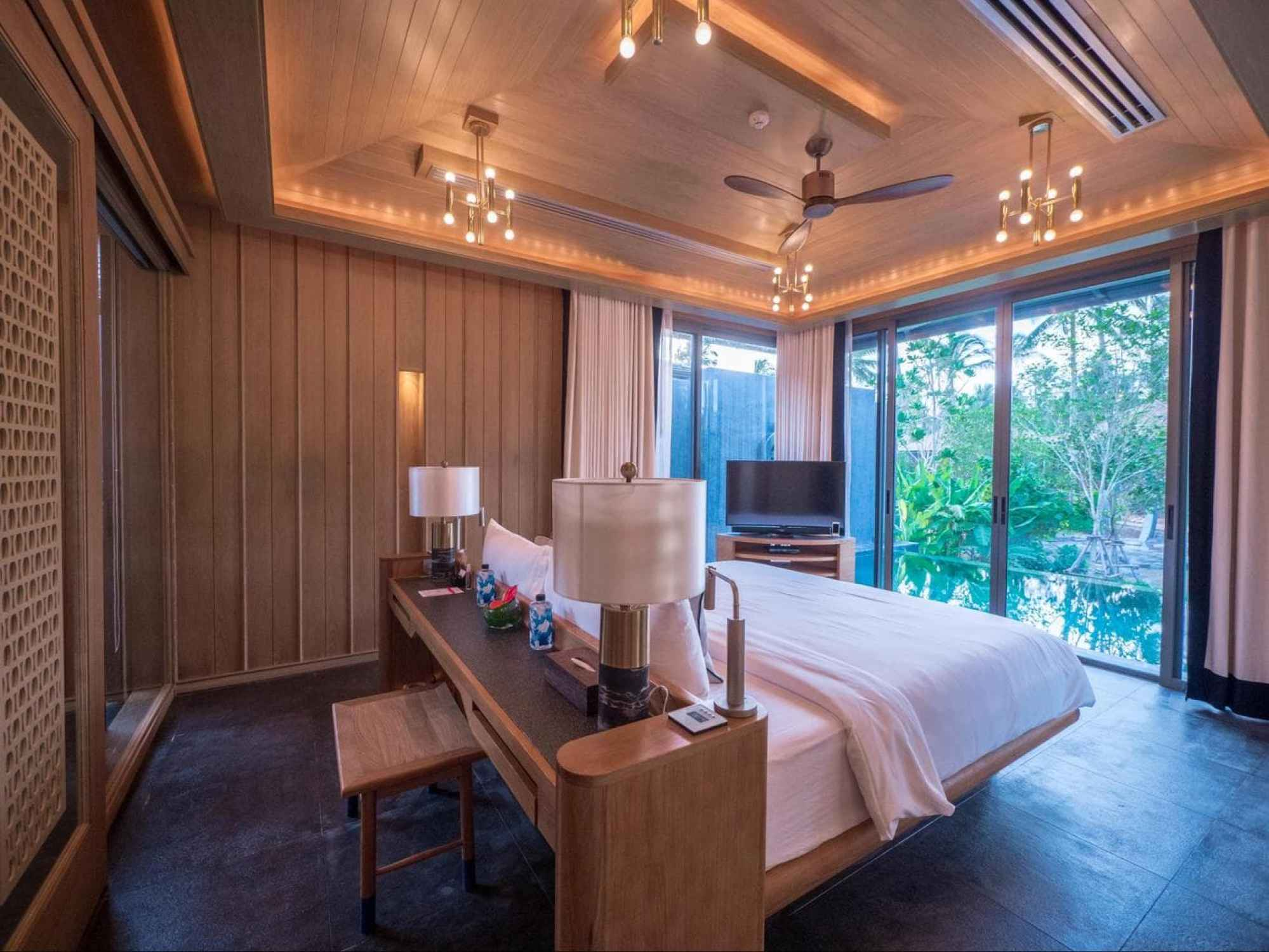 Two bedroom tropical villas at Baba Beach Club Phuket