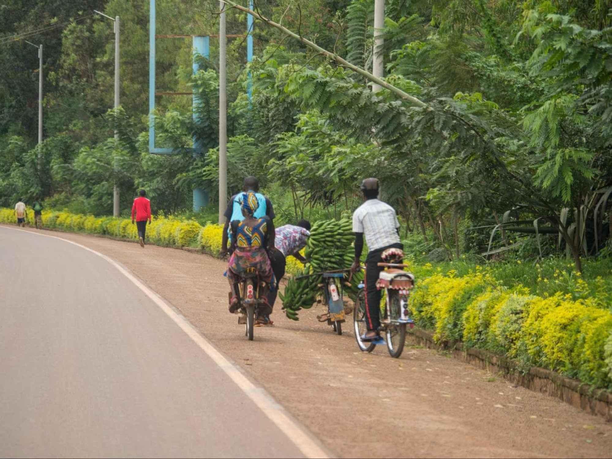 Good clean roads