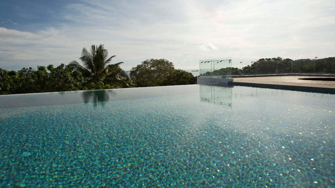 Amara Sanctuary Resort pool with a view