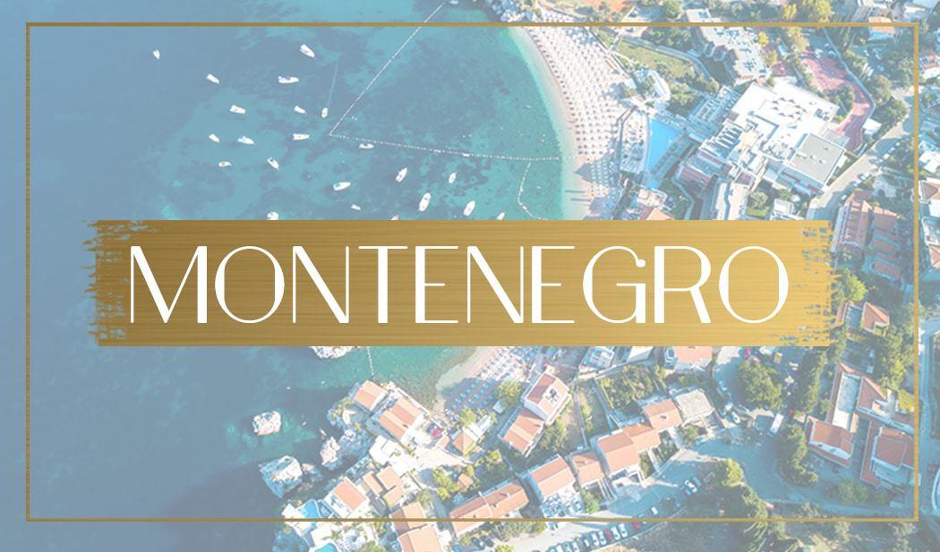 Destination Montenegro main
