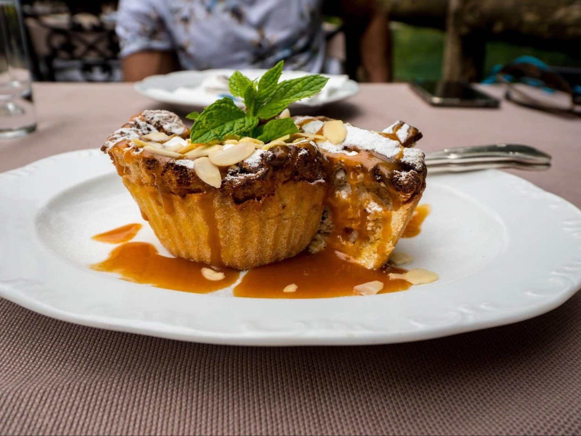 Montenegrin cake