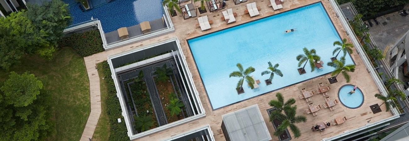 Oasia Hotel Novena Singapore by Far East Hospitality