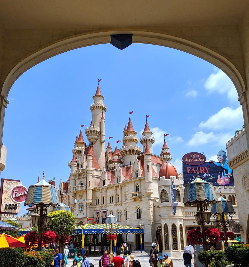 """Universal Studios Singapore"""