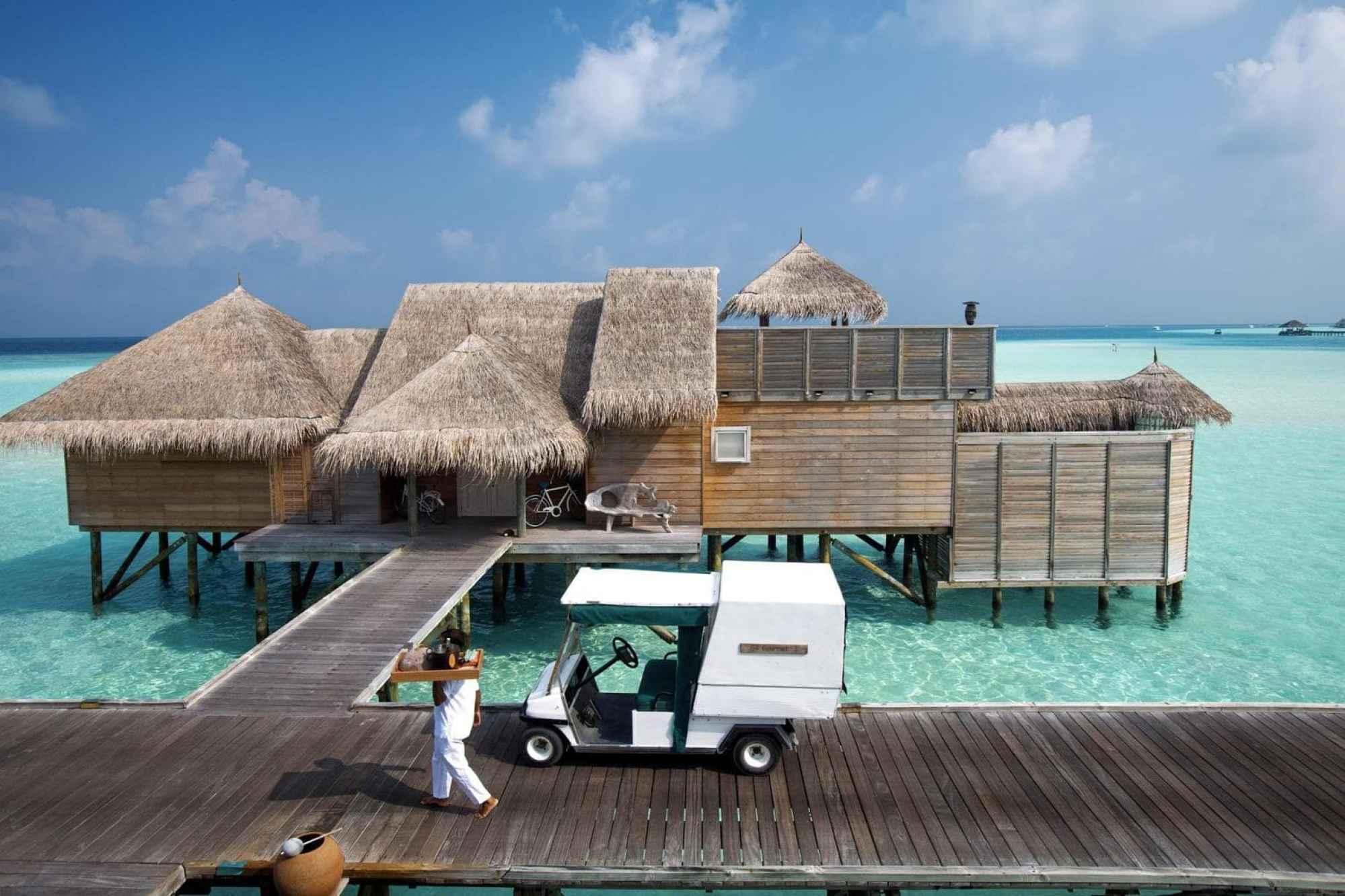 Mr:Ms Friday at Gili Lankanfushi - Courtesy of Gili Lankanfushi