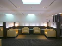 ANA Lounge couches