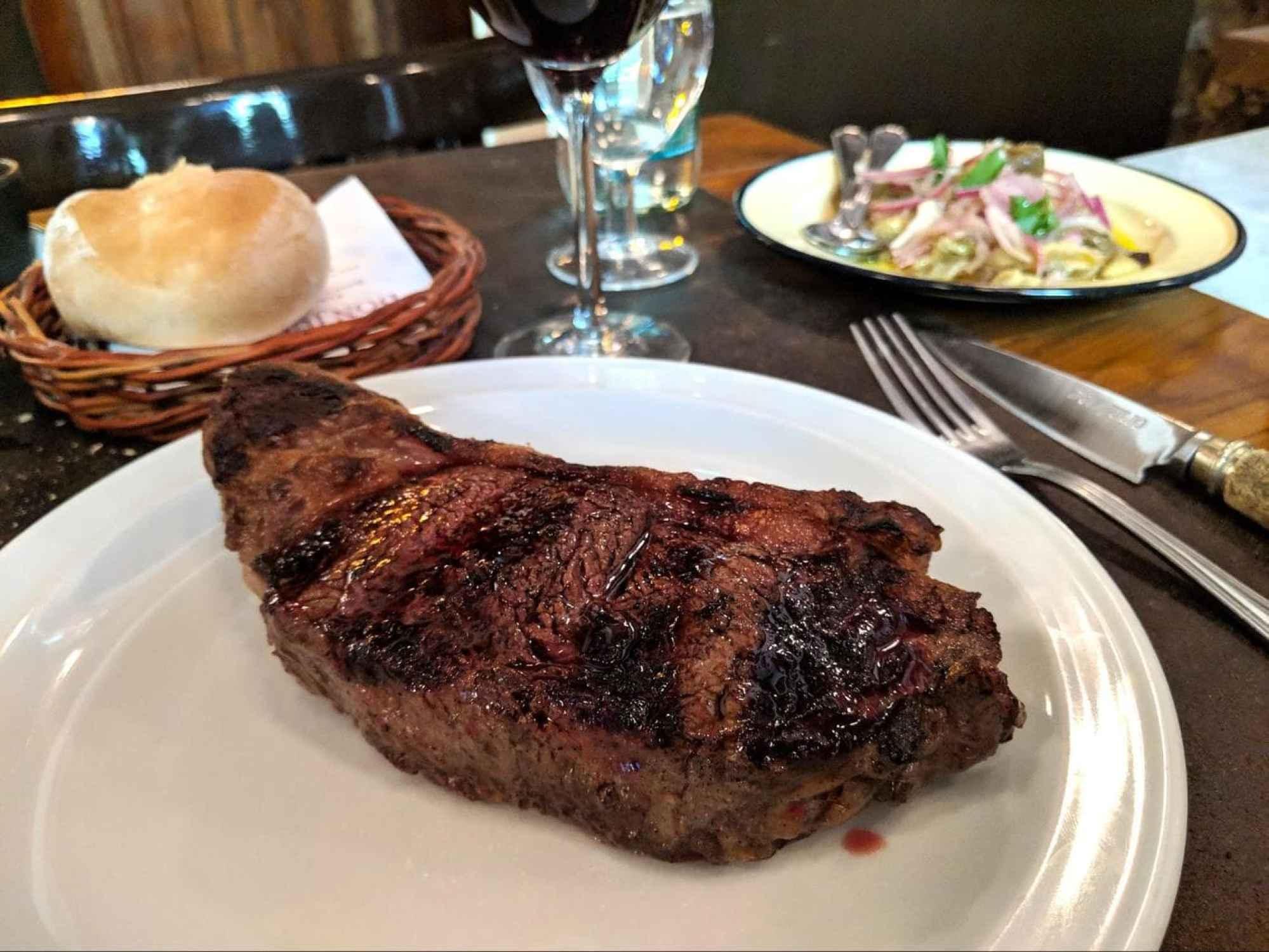 Carne asada - parrilla meat