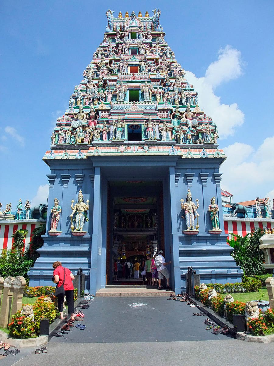 Sri Srinivasa Perumal Temple Singapore
