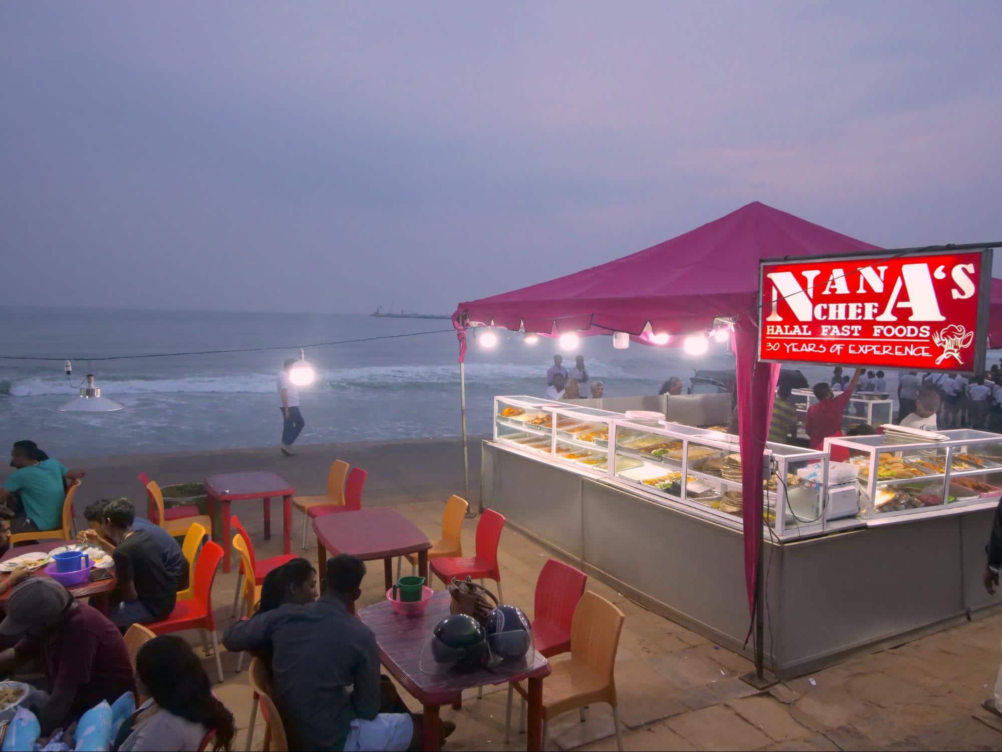 Chef Nana's