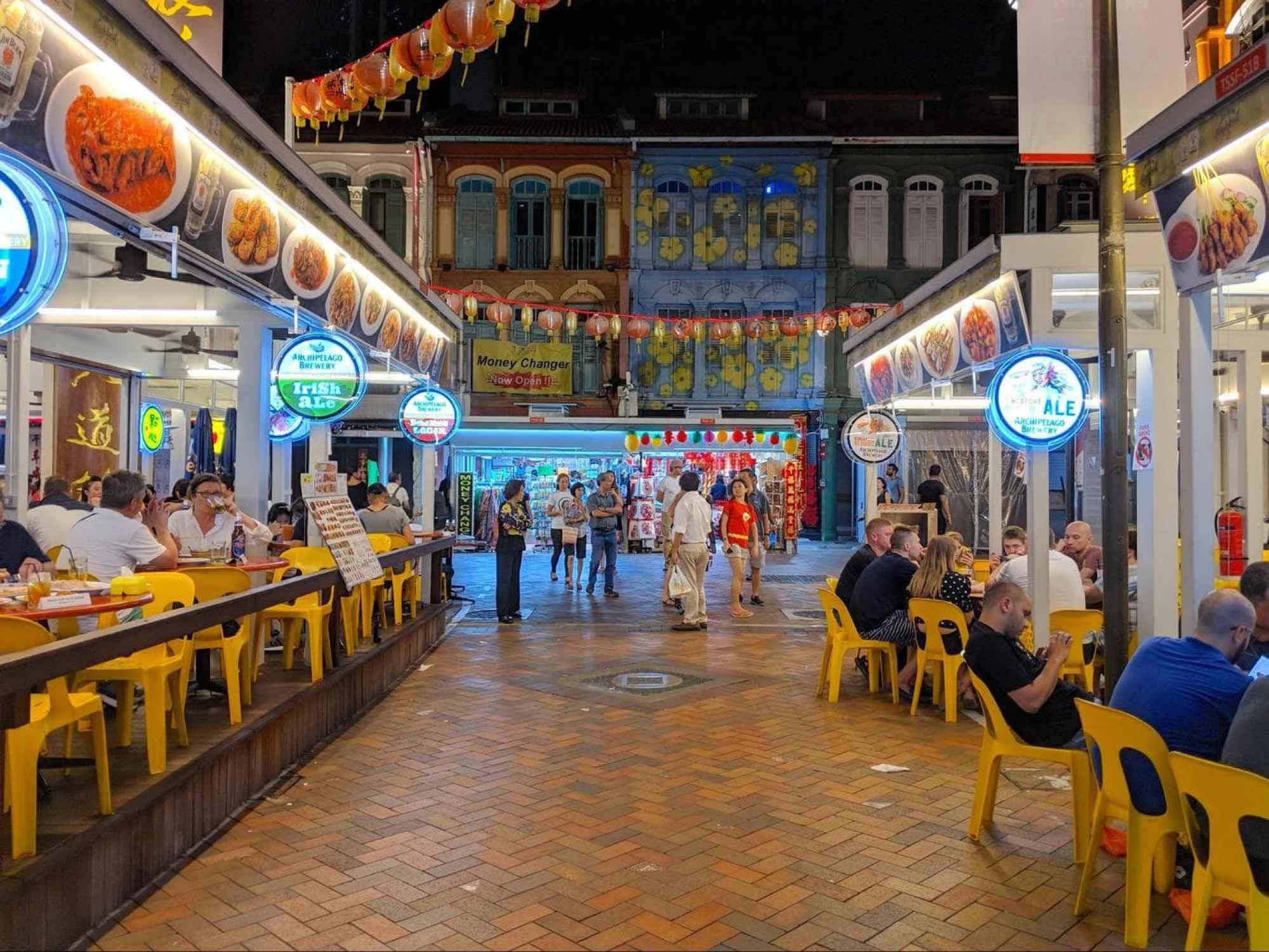 Chinatown Food Street