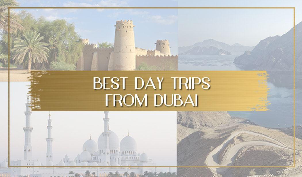 Dubai Day Trips main