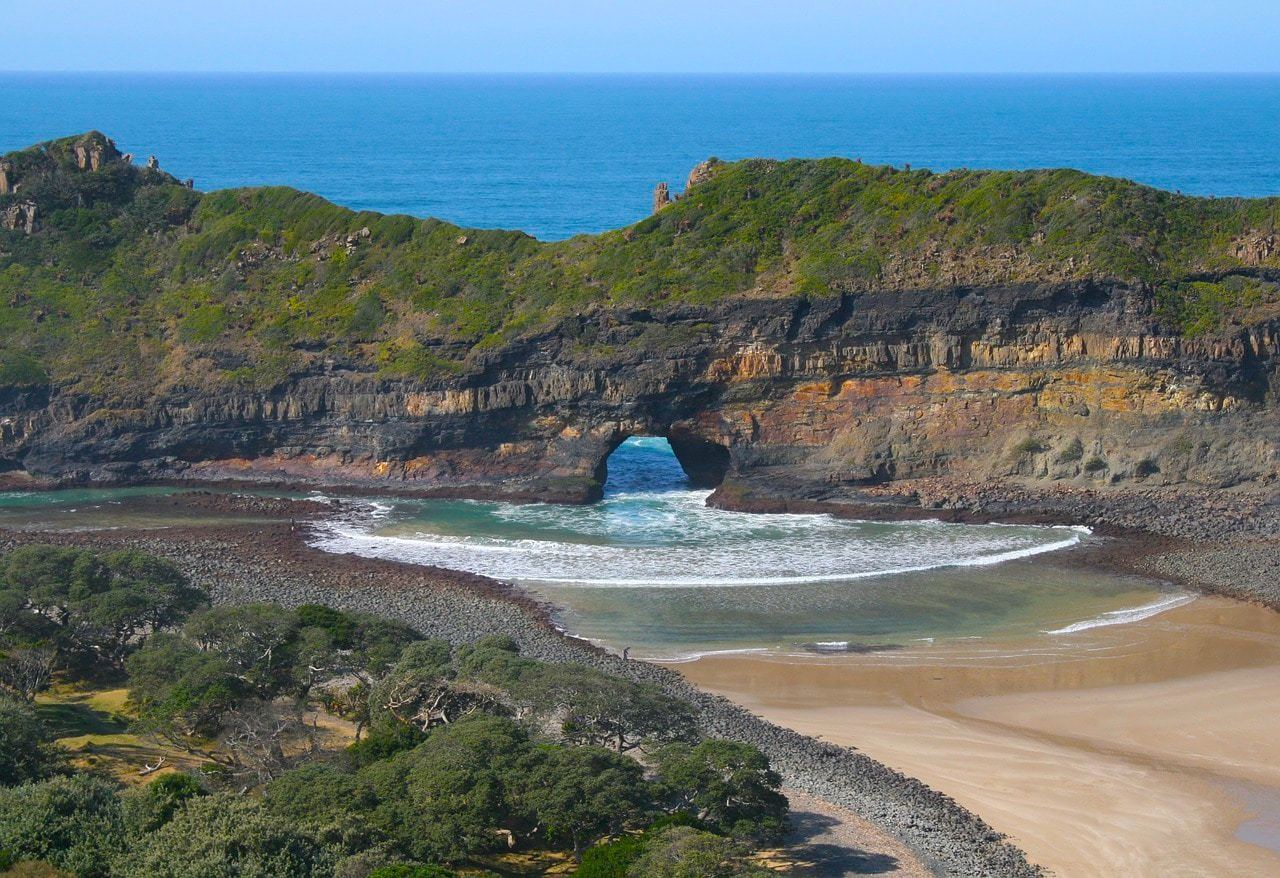 Hole in the Wall, Transkei