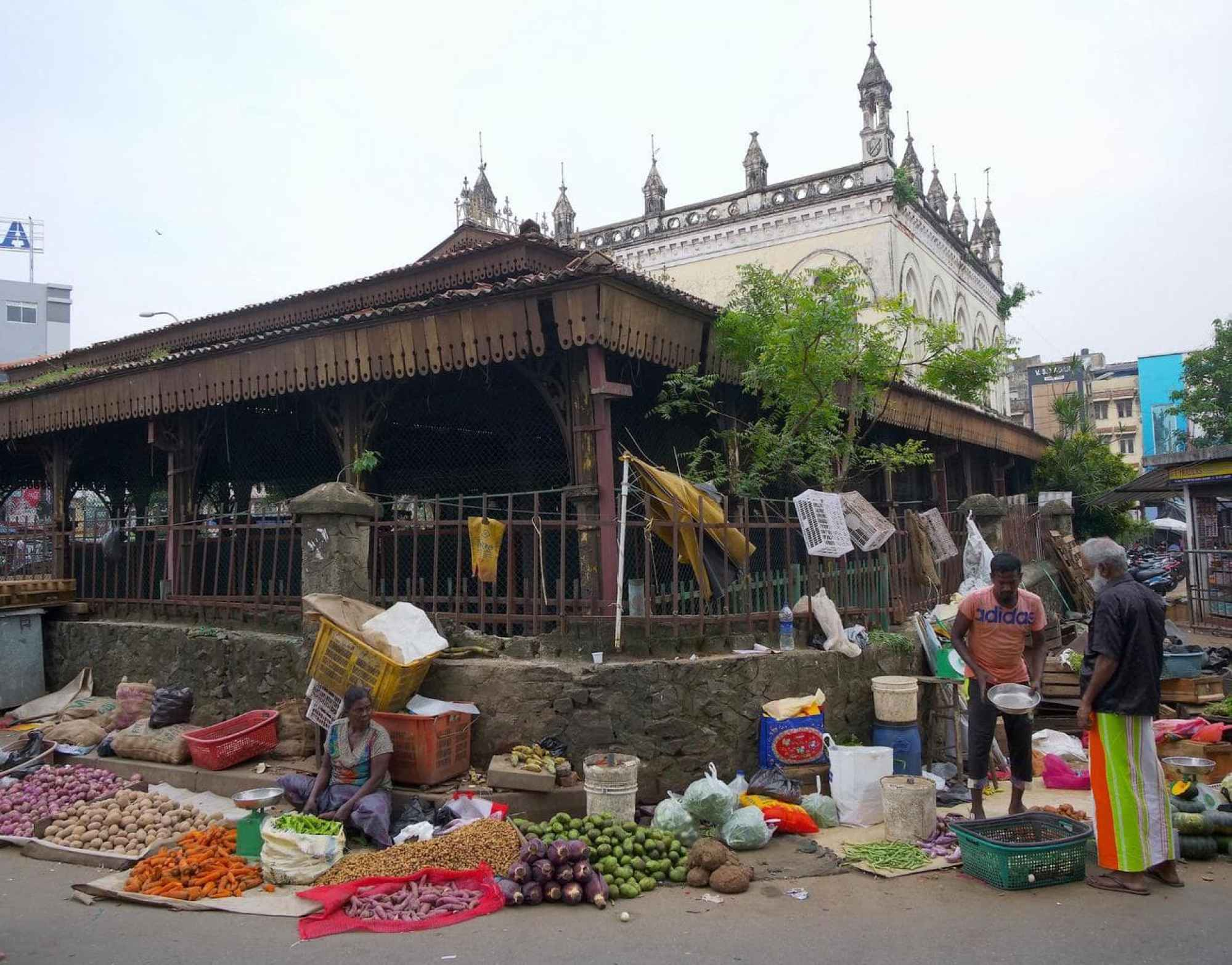 Old Town Hall Market