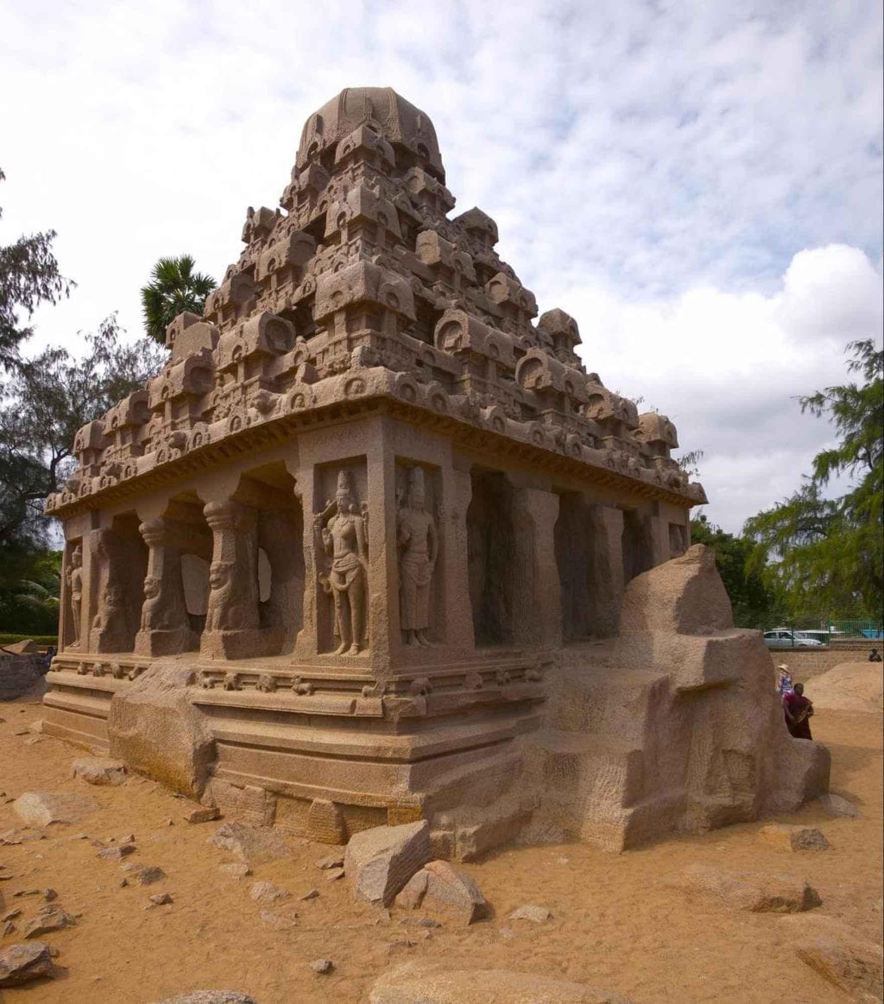 Pancha Rathas details