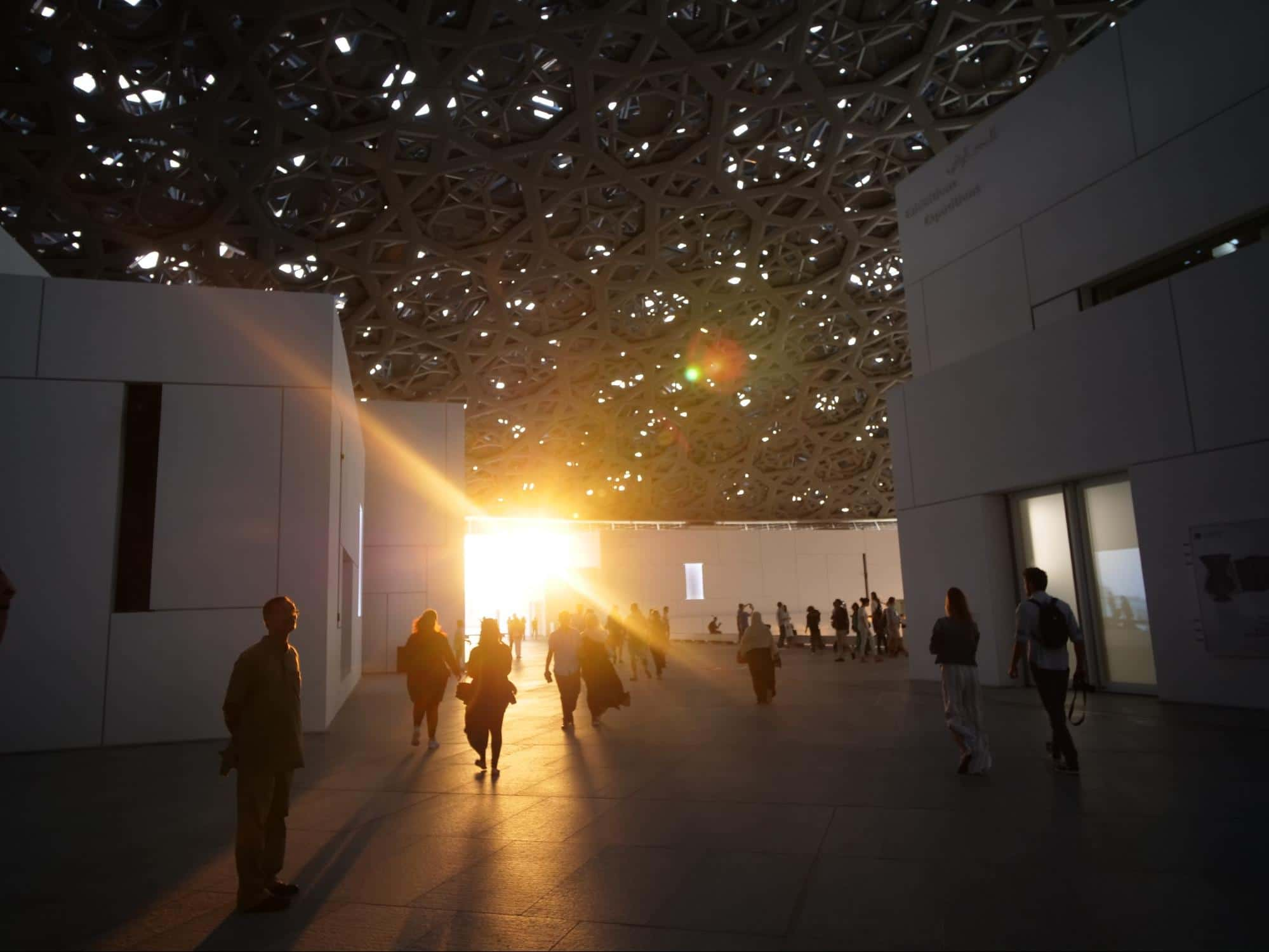 The Louvre Museum Abu Dhabi