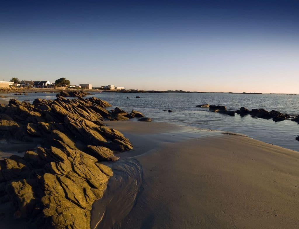 The beach at Port Nolloth