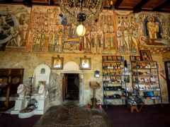 Dajbabe Monastery frescos