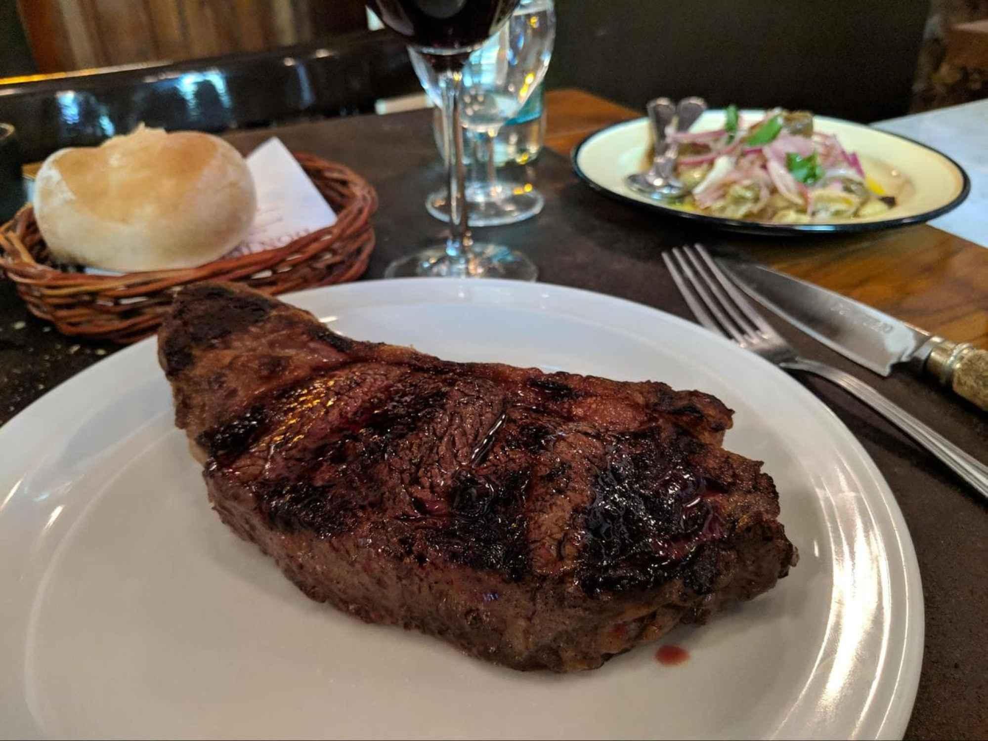 Don Julio steak