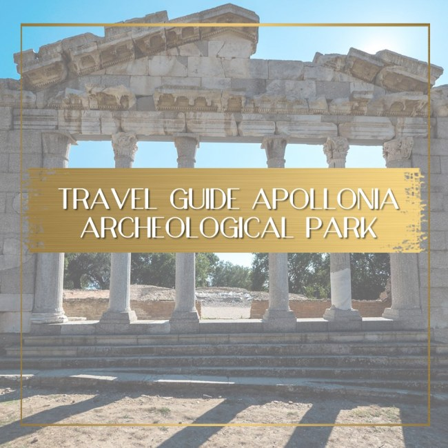 Guide to Archeological Park of Appolonia Albania feature