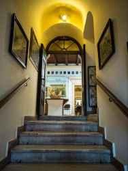 Maritime Museum of Kotor interior