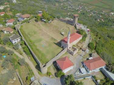 Prezë Castle drone 2