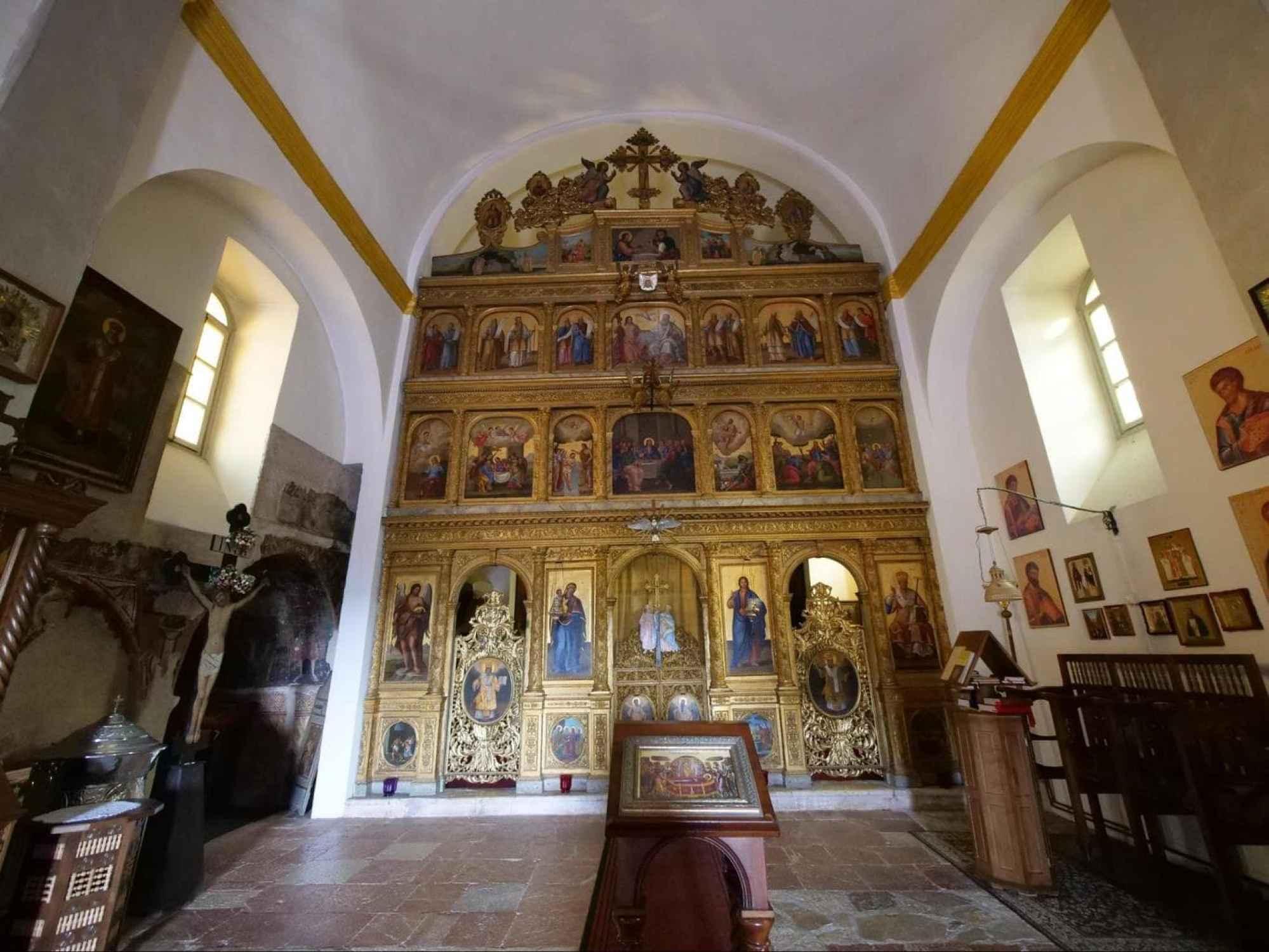 St. Nicholas Church in Praskvica Monastery