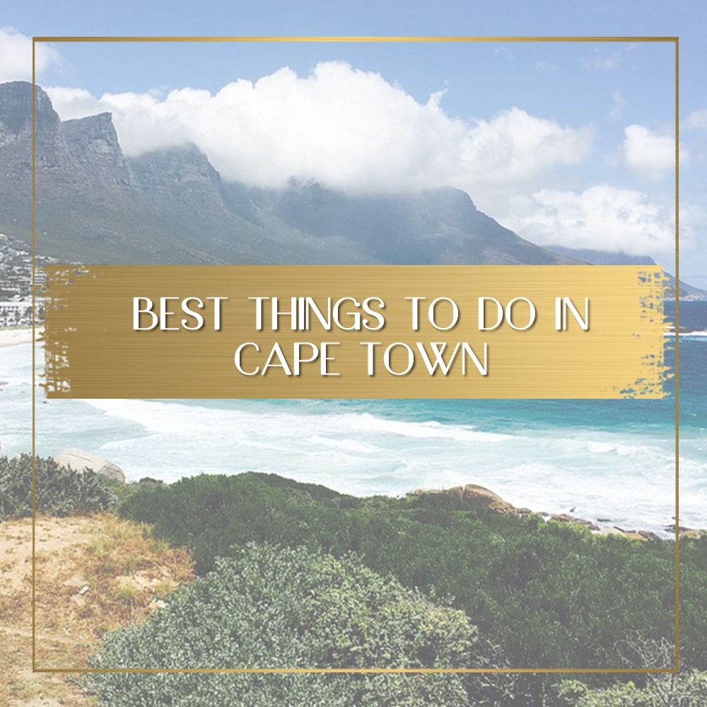 Things to do in Cape Town feature