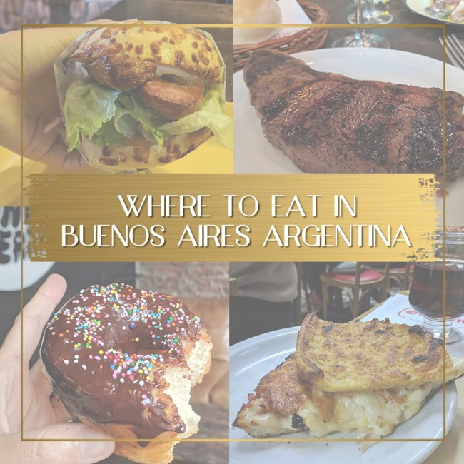 Where to eat in Buenos Aires feature