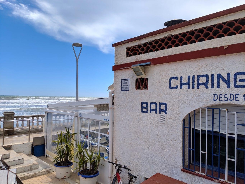 """El Chiringuito de Sitges"""