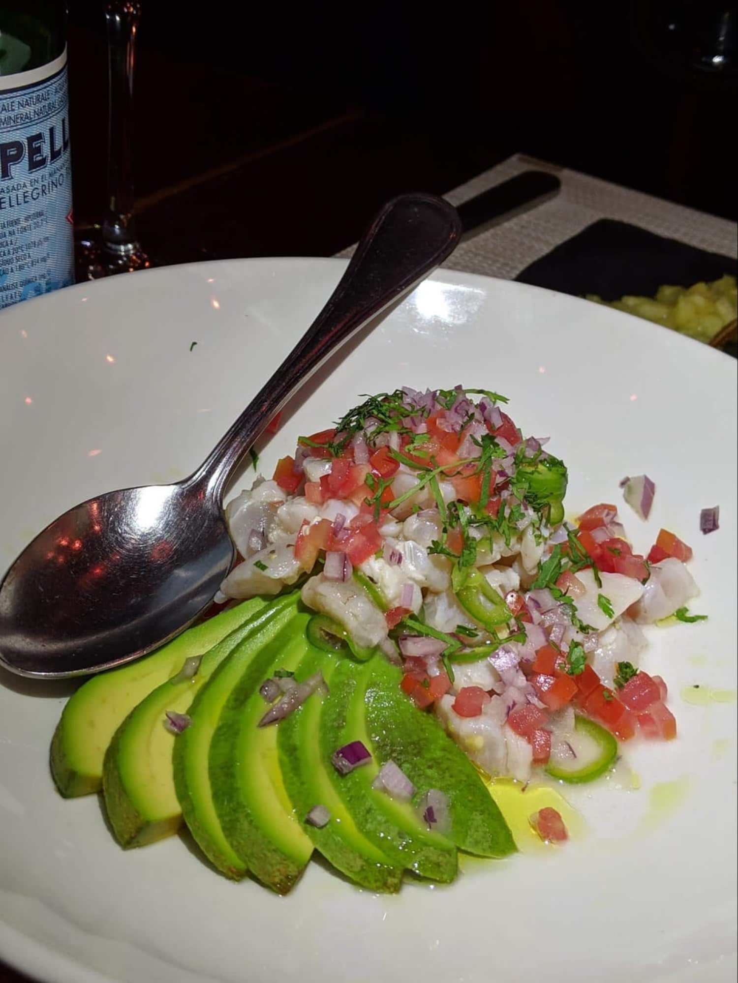 Aguachile is nothing more than a ceviche