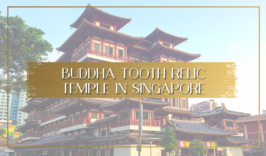 Buddha Tooth Relic Temple and Museum Singapore main