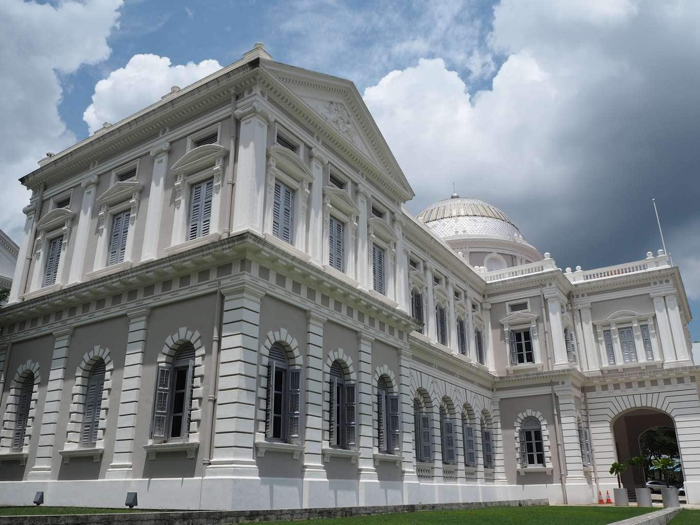 Guide to the National Museum of Singapore on National Museum Of Singapore  id=28107