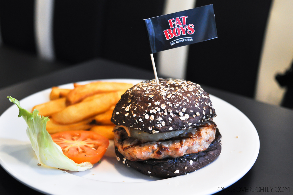 Fatboy's Burger Bar