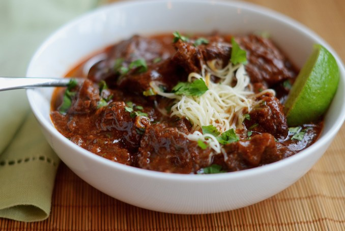 Texas Beef Chili (Chili Con Carne) - Once Upon a Chef