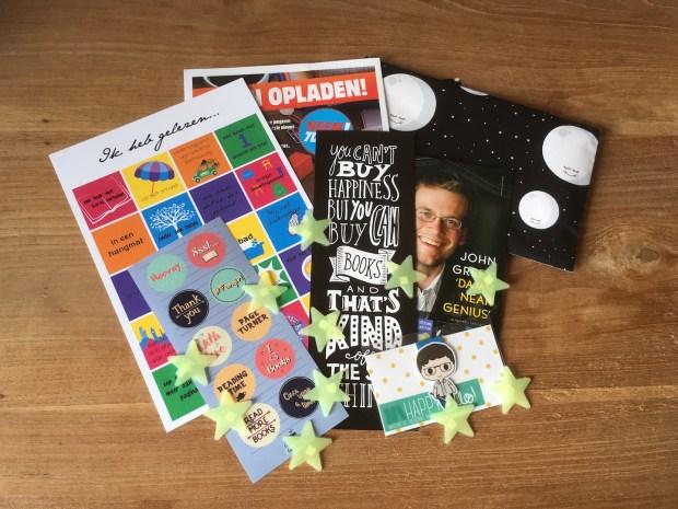 Celebrate Books Box - varia