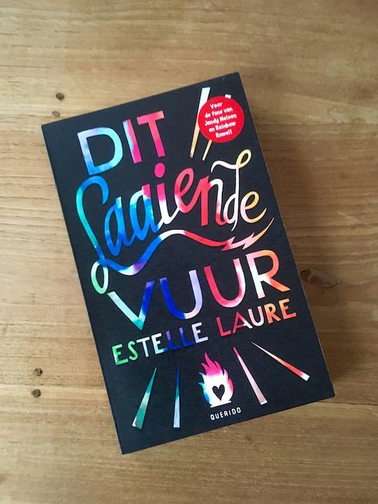 Dit laaiende vuur - Estelle Laure