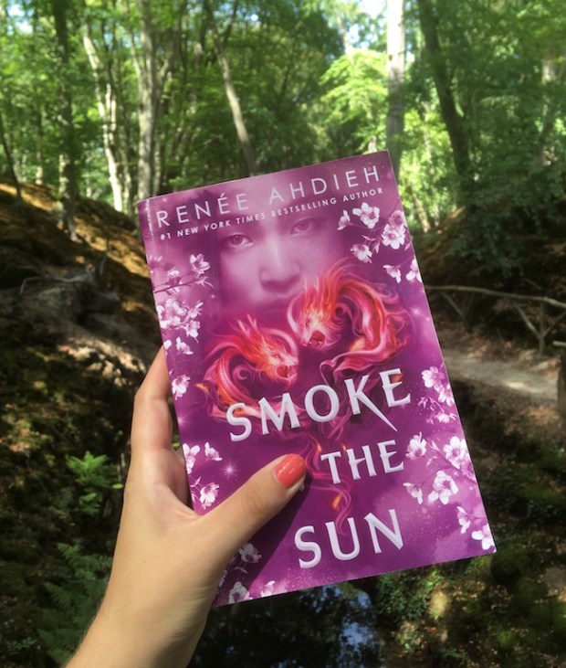 Smoke in the Sun - Renée Ahdieh
