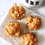 pgluten and dairy free pumpkin cookies
