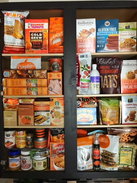My Pumpkin Pantry